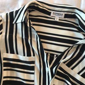 "Express ""The Portofino Shirt"" size M"
